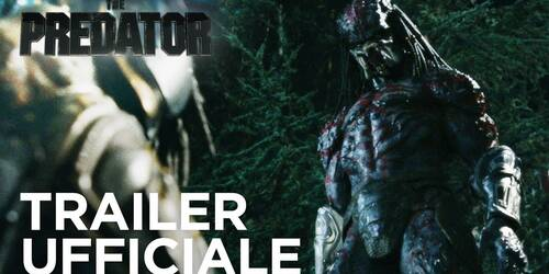 The Predator, Trailer del film di Shane Black