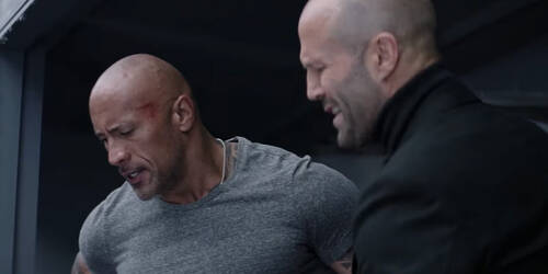 Fast and Furious - Hobbs e Shaw, Trailer Finale italiano