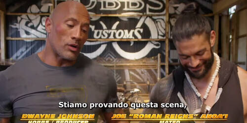 Incidenti di percorso: sul set di Fast and Furious - Hobbs e Shaw