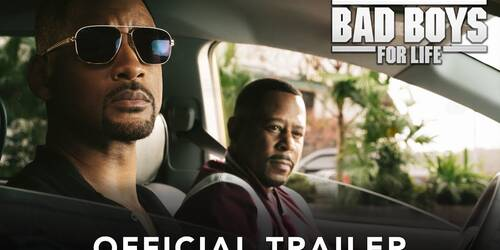 Bad Boys for Life, primo trailer ufficiale