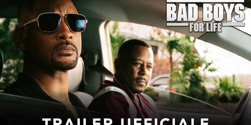 Bad Boys for Life, primo trailer italiano
