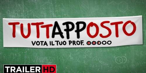 Tuttapposto, Trailer del film di Gianni Costantino al cinema da ottobre