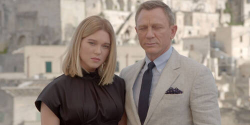 Sul set di Bond 25: Giamaica