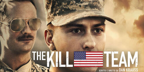 The Kill Team, Trailer del film di Dan Krauss al cinema da ottobre