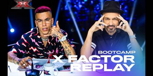 X Factor 2017, Live Show 2 Replay Video