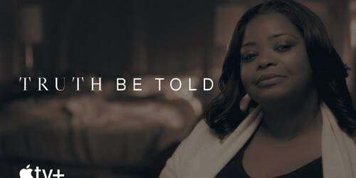Truth Be Told, Trailer della serie Apple Original con Octavia Spencer