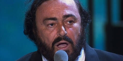 Pavarotti, clip dal film Ron Howard