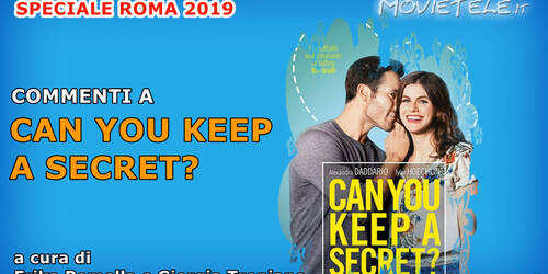 Can You Keep a Secret? - Video Recensione