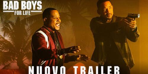 Bad Boys for Life, nuovo trailer italiano
