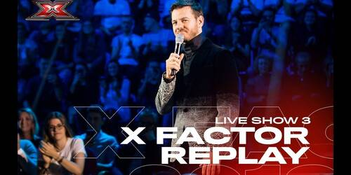 X Factor 2017, Live Show 1 Replay Video