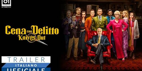 Cena con delitto - Knives Out, Trailer finale italiano