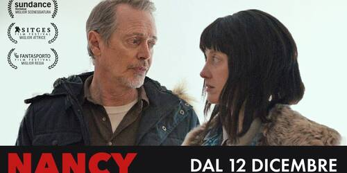 NANCY con Steve Buscemi, trailer italiano