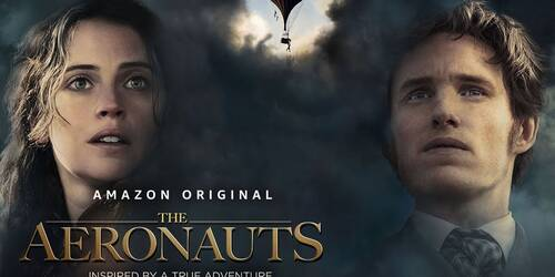 The Aeronauts di Tom Harper - Video Recensione