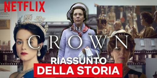 The Crown - Trailer Relazioni personali