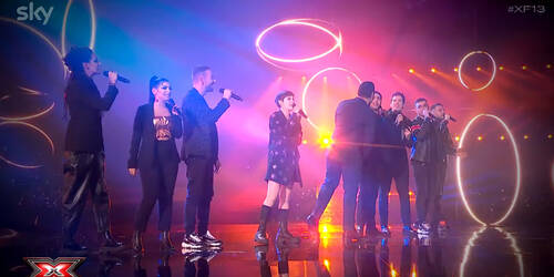 X Factor 2017, Live Show 6 Replay Video
