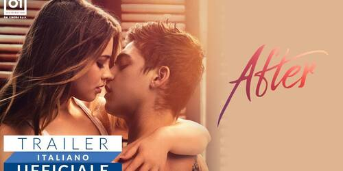 After, Trailer Italiano