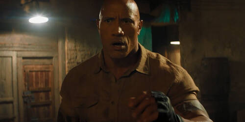 Jumanji: The next level, Clip Le volete prendere?