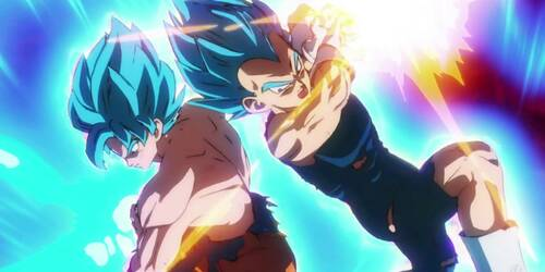 Dragon Ball Super: Broly, terzo Trailer italiano