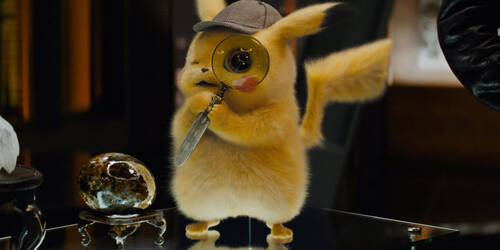 Trailer Pokemon Detective Pikachu