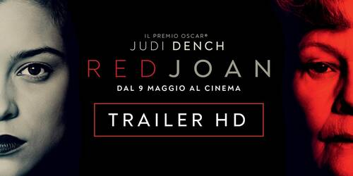 Red Joan, Trailer del film di Trevor Nunn
