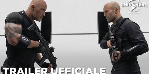 Trailer Fast and Furious - Hobbs e Shaw