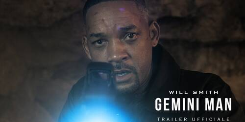 Gemini Man, Trailer del film di Ang Lee con Will Smith
