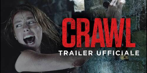 Crawl - Intrappolati, Trailer del film horror di Alexandre Aja