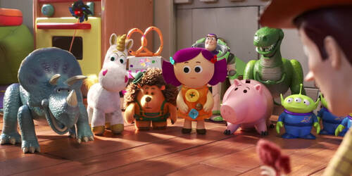 Toy Story 4, primo Trailer ufficiale