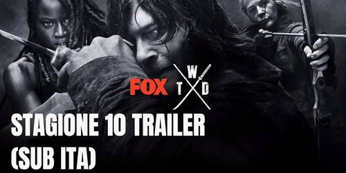 The Walking Dead 8 - Trailer Comic-Con