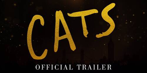 Cats, Trailer in lingua originale