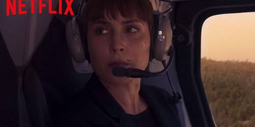 Close, Trailer film Netflix con Noomi Rapace