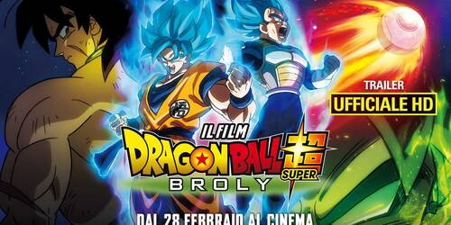 Trailer Dragon Ball Super: Broly