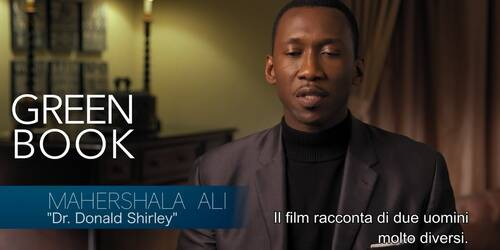 Green Book, Featurette A Look Inside