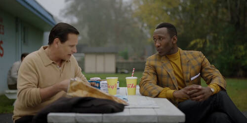 Clip dal film Green Book di Peter Farrelly