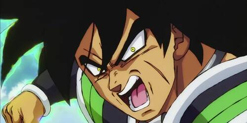 Dragon Ball Super: Broly, secondo Trailer italiano
