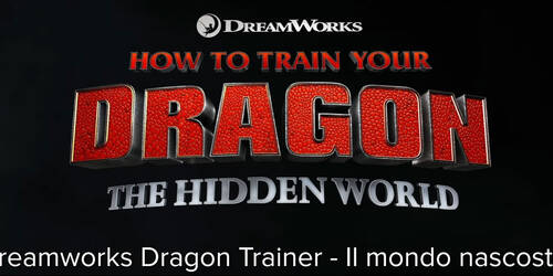 Clip dal film Trailer Dragon Trainer 3: Il Mondo Nascosto