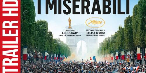 I Miserabili di Ladj Ly, trailer italiano