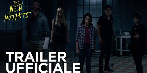 The New Mutants, Trailer italiano