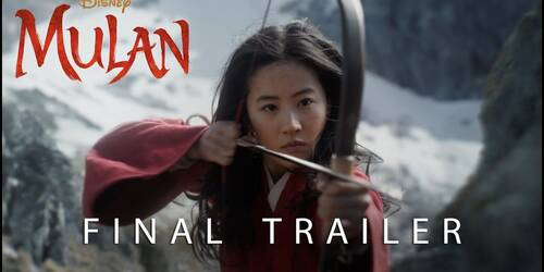Mulan, Spot Super Bowl 54