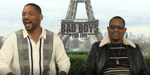 Bad Boys for Life, intervista a Will Smith e Martin Lawrence