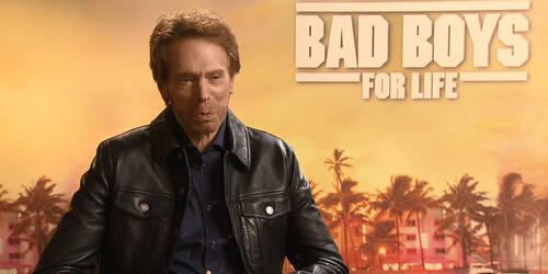 Bad Boys for Life, intervista al produttore Jerry Bruckheimer