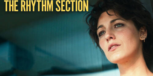 The Rhythm Section, trailer del thriller di Reed Morano