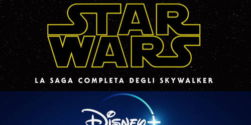Star Wars: la Saga Completa degli Skywalker su Disney Plus