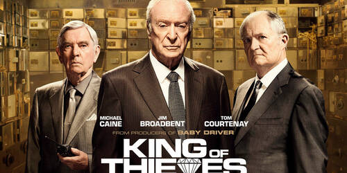 King of Thieves, Trailer ufficiale