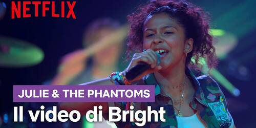 Il sing-along di 'Bright' da Julie and the Phantoms su Netflix