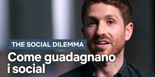 Come guadagnano i social spiegato in The Social Dilemma su Netflix