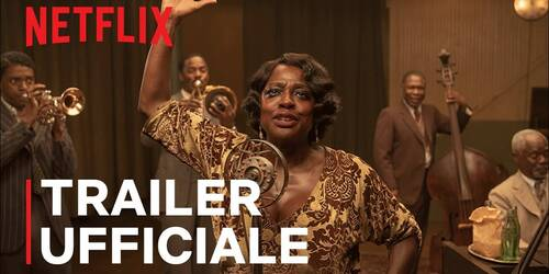 Ma Rainey's Black Bottom, Trailer del film su Netflix