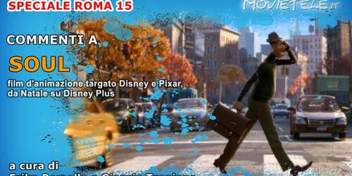 Soul, Video Recensione del film Disney Pixar in uscita su Disney Plus [Roma 2020]