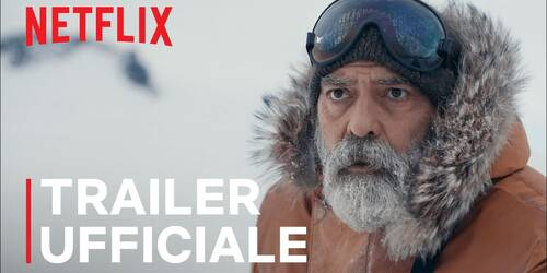 The Midnight Sky, Trailer del film con George Clooney su Netflix da Dicembre