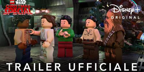 Lego Star Wars Holiday Special, Trailer